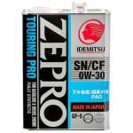 Idemitsu Zepro Touring Pro 0W-30 SN/CF GF-5